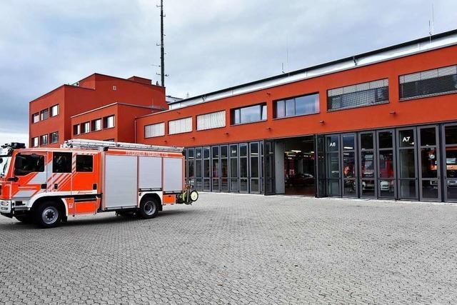 Freiburger Rat stimmt ab über Erweiterung der Hauptfeuerwache an der Eschholzstraße