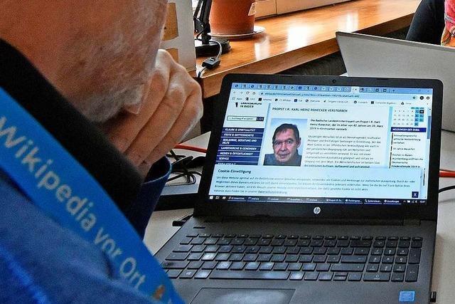 Was motiviert die Freiburger Wikipedia-Autoren?
