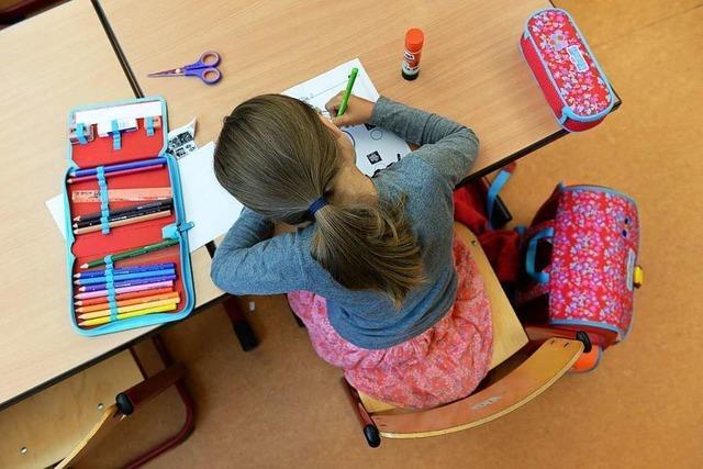 Ministerin: Lockerung der Grundschulempfehlung war ein Fehler