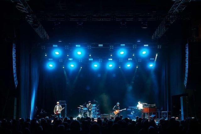 Fünf Kuriositäten beim Rolling-Stone-Park-Festival im Europa-Park