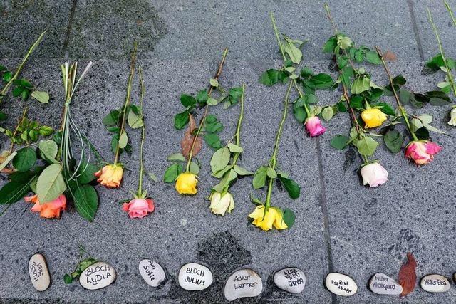 Mahnmale in 138 Gemeinden sollen Erinnerung an die ermordeten Juden lebendig halten