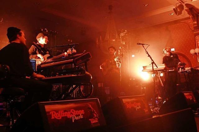 Das Rolling-Stone-Festival im Europa-Park am Samstag