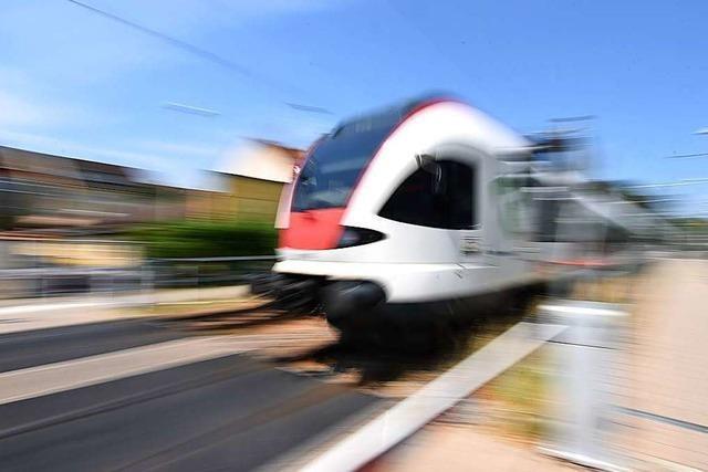 Die Taktverdichtung auf der Regio-S-Bahn kommt in etwa 10 Jahren