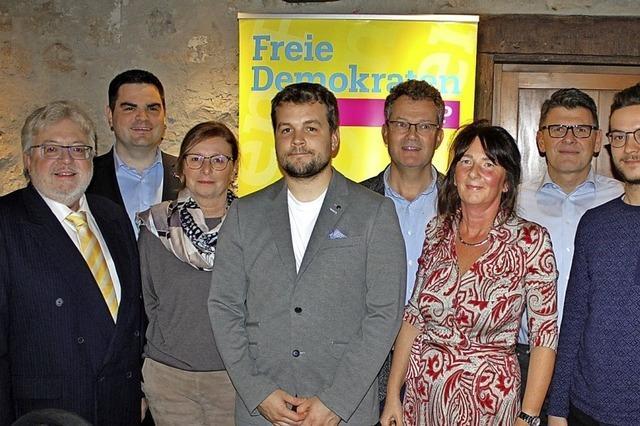 FDP hat Kommunalwahl verdaut und blickt voraus