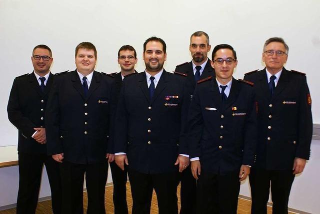 Abteilung Süd der Feuerwehr hat neuen Chef
