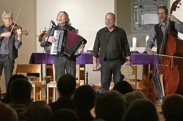 Musik und Geschichten, die für Gänsehaut sorgen