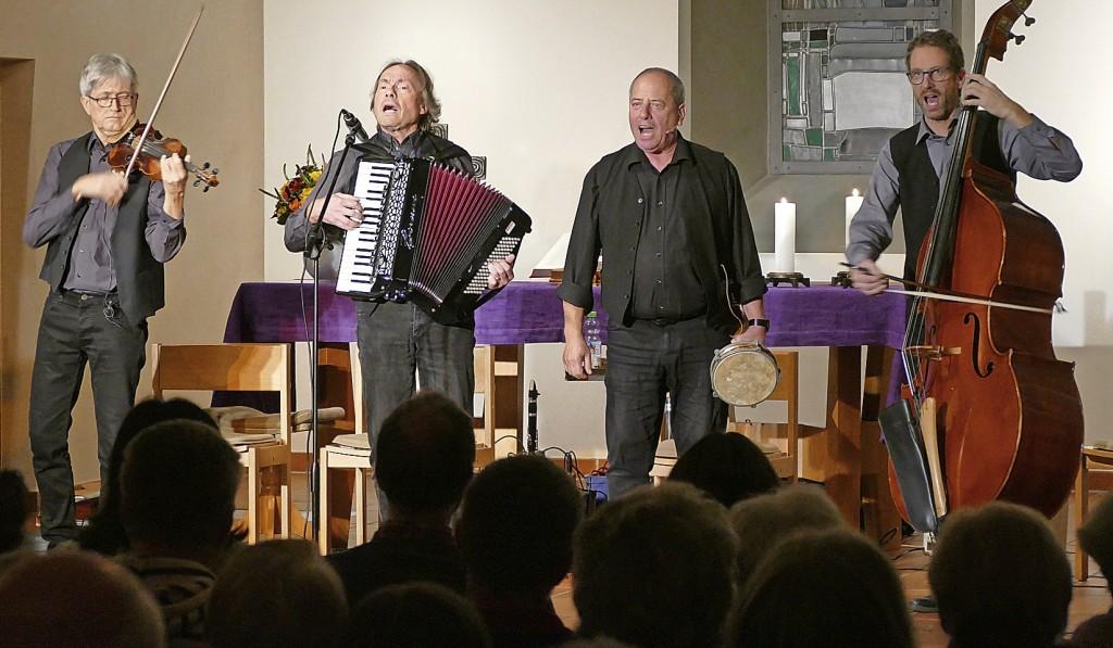 Musik und Geschichten, die für Gänsehaut sorgen - Bad Krozingen - Badische Zeitung - Badische Zeitung