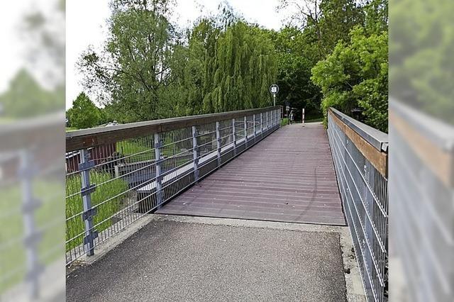 Brücke über Mühlteich ab sofort gesperrt