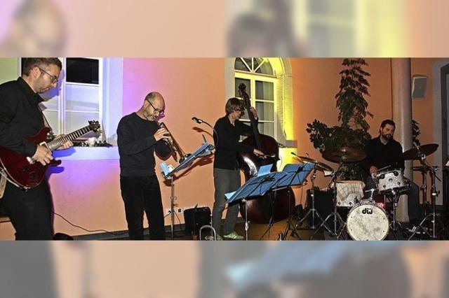 Vier Instrumentalisten begeistern
