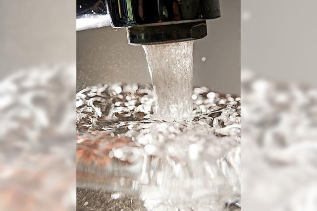 Haushalt, Wasser und Hochwasser