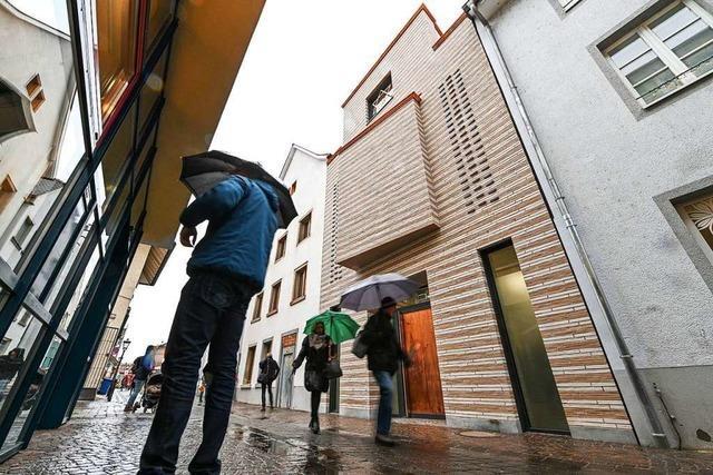 Ein Lörracher Architekt hat die Konstanzer Synagoge geplant