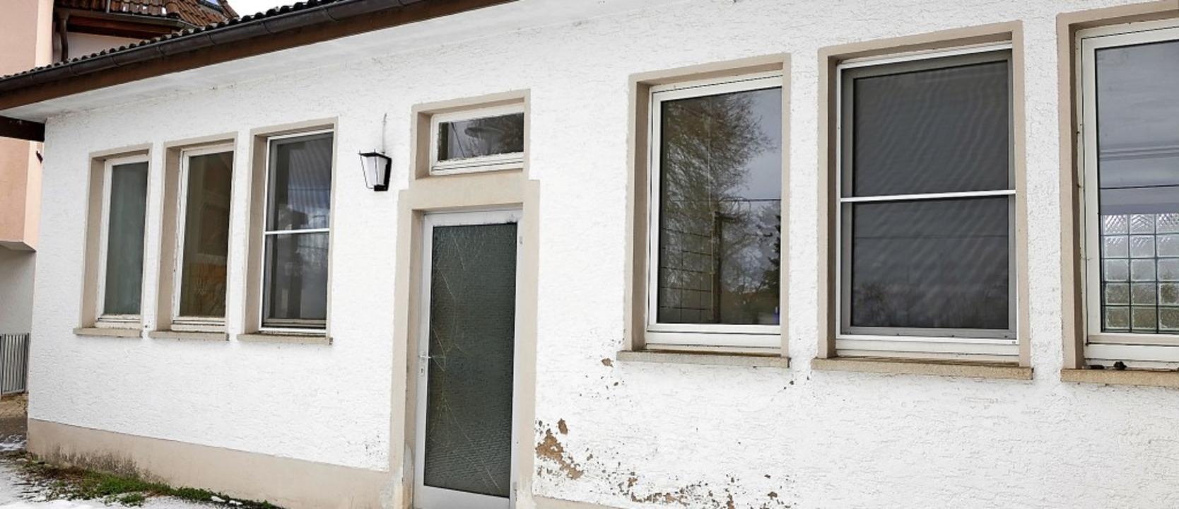 Das Schlachthaus in Ewattingen wird wo... Schlachthausbetreibergemeinschaft ab.  | Foto: Stefan Limberger-Andris