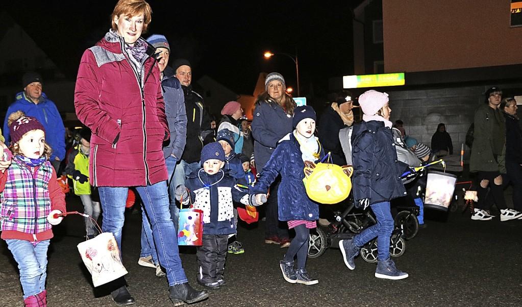 St. Martinsfeiern beliebter denn je - Bonndorf - Badische Zeitung