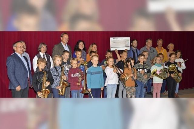 Orchesterprojekt für Grundschüler
