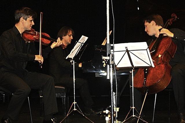 Mit Virtuosität und Spielfreude