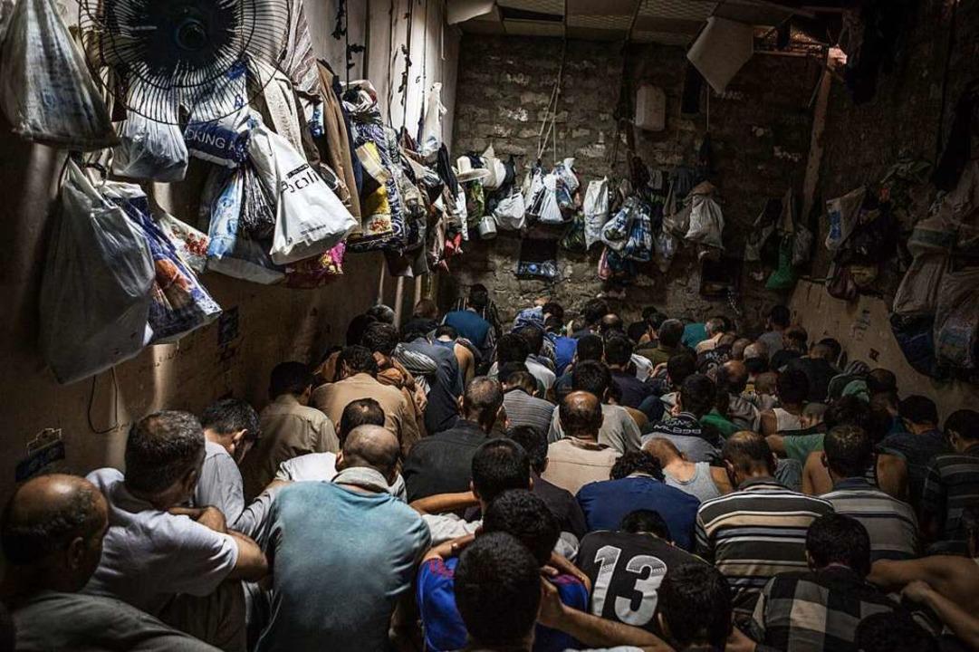 Geht es um die Rücknahme inhaftierter ...esregierung bisher eher zurückhaltend.  | Foto: Andrea DiCenzo (dpa)