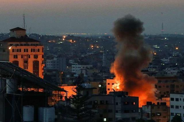 Israel tötet einen Anführer des Islamischen Dschihad in Gaza