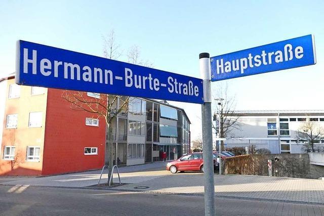 In Efringen-Kirchen ist die Diskussion um Herrmann Burte wieder aufgeflammt