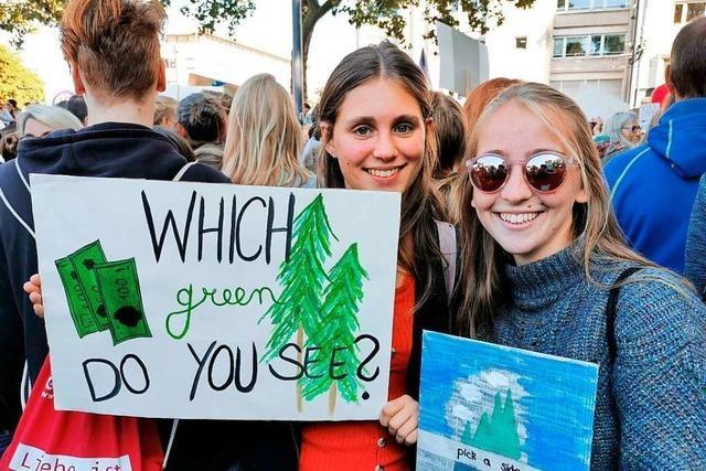 Vom Veggie Day bis zur Bahnreise- wie gestalten Schulen in Ettenheim den Klimaschutz?