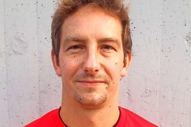 Säckinger Coach Clemens Bauer: