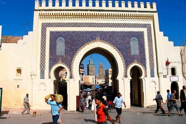 Marokko: landschaftliche und kulturelle Attraktionen