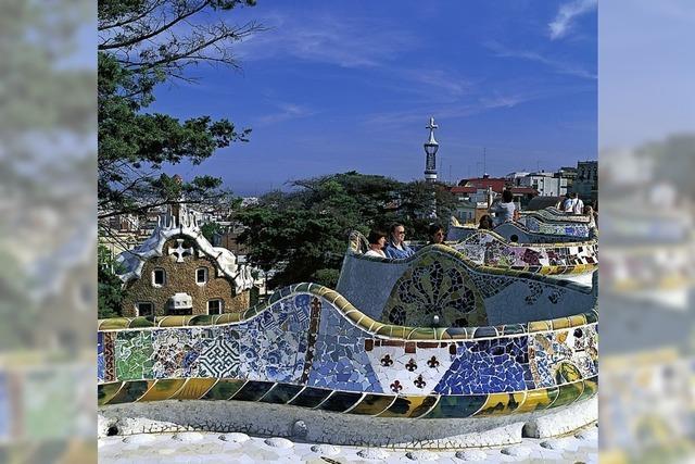 Mit Gaudí die mediterrane Metropole entdecken