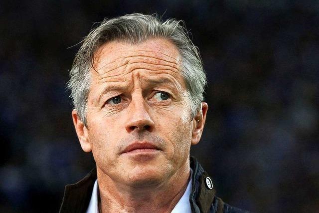 Medien: Jens Keller wird Coach des 1. FC Nürnberg