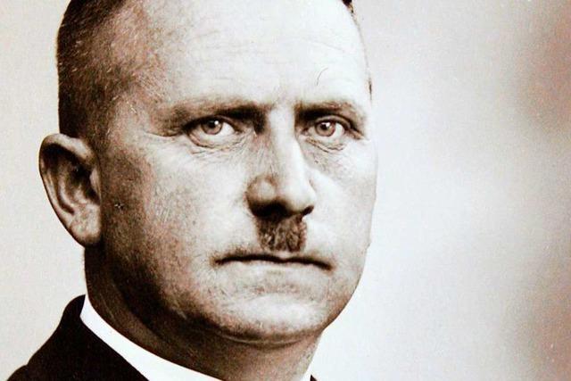 NSDAP-Kreisleiter war ein brutaler Erfüllungsgehilfe des Nazi-Regimes