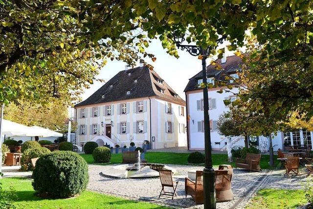 Schloss Reinach in Munzingen verzichtet auf den Michelin-Stern