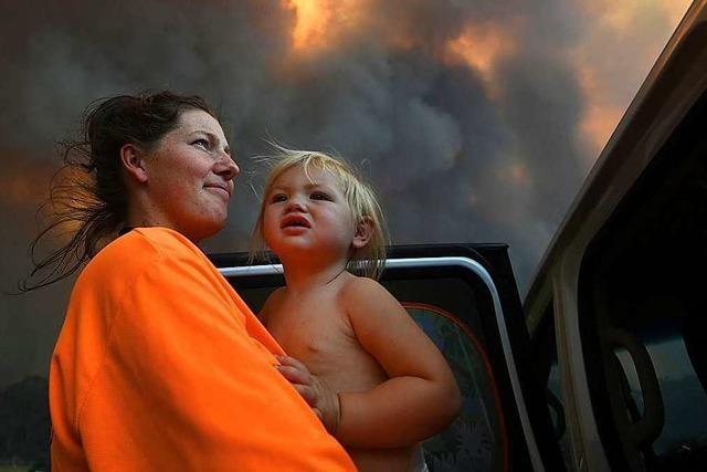 600 Schulen wegen Feuer in Australien geschlossen