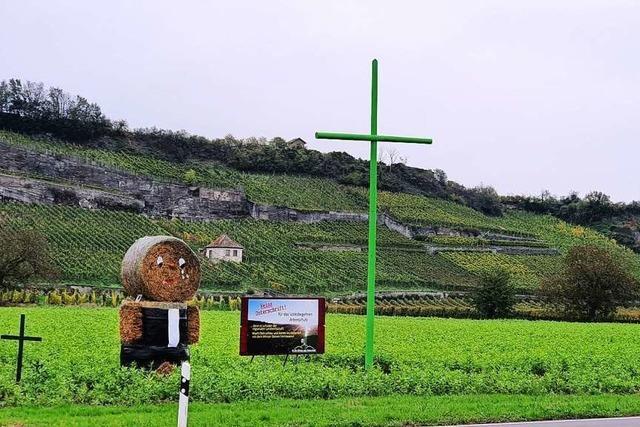 Landwirte aus Breisach und Ihringen fürchten um ihre Existenz