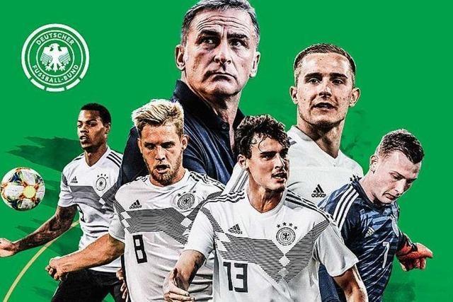 U 21: Es gibt Stehplatz-Tickets für Deutschland gegen Belgien