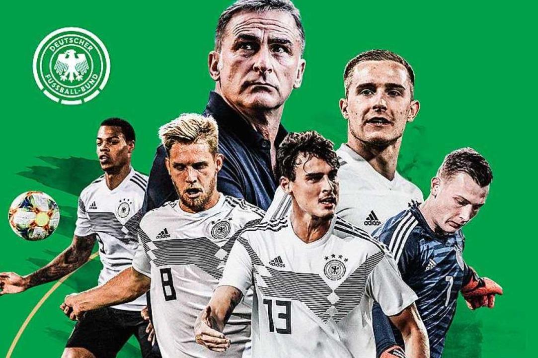 Der DFB öffnet für das U-21-Länderspie...die Nordtribüne im Schwarzwaldstadion.  | Foto: DFB