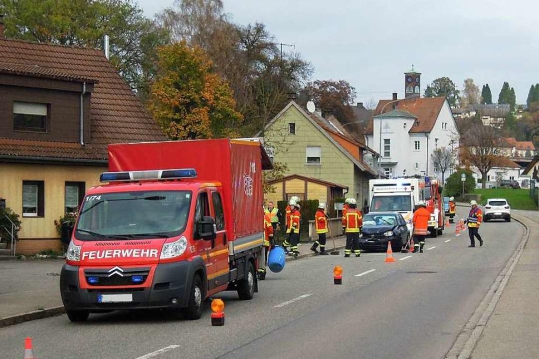 | Foto: Feuerwehr Laufenburg