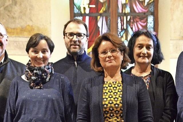 Engagierte Christen wollen sich einbringen