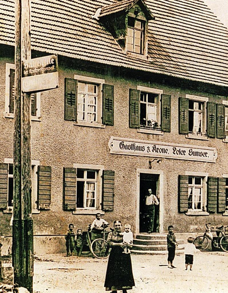 Dorfspaziergang mit der Bürgerstiftung - Kirchzarten - Badische Zeitung