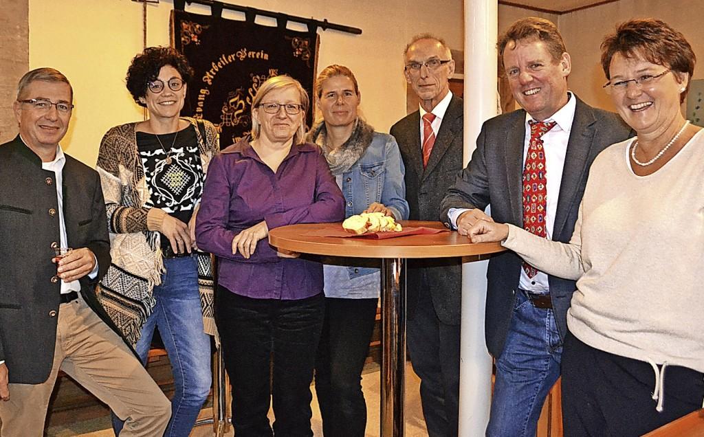 Sieben Kandidaten stehen Zells Protestanten zur Wahl - Zell im Wiesental - Badische Zeitung