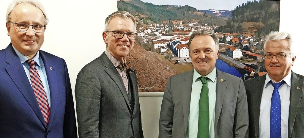 Ziel: Mehr Kontakte mit Schweizern - Zell im Wiesental - Badische Zeitung
