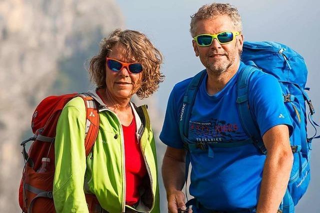 Bergspezialisten Kürschner und Haas:
