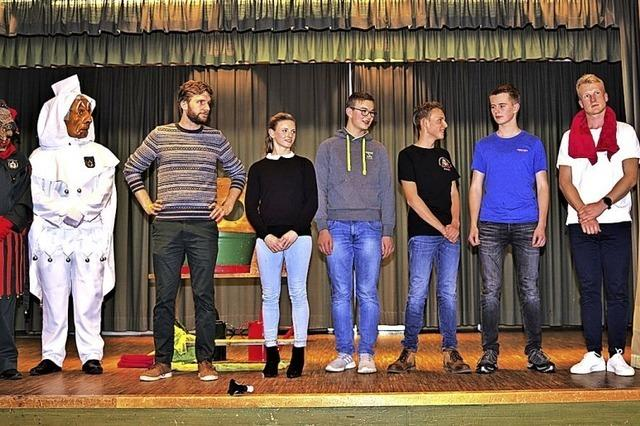 In Staufen und Münstertal sind Narren los