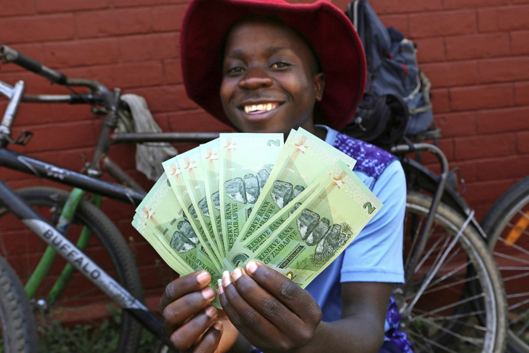 | Foto: Tsvangirayi Mukwazhi (dpa)