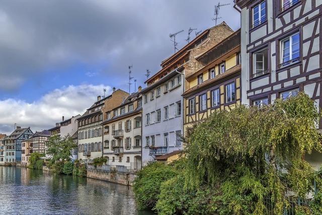 In Straßburg bebte die Erde leicht