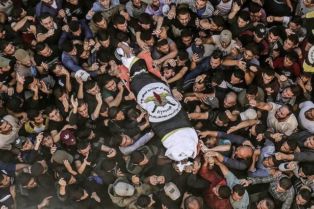 Israel tötet Dschihad-Militär
