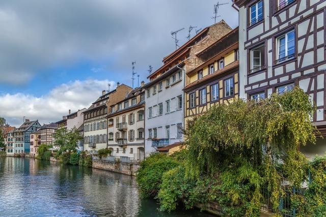 Leichtes Erdbeben der Stärke 3,2 bei Kehl und Straßburg