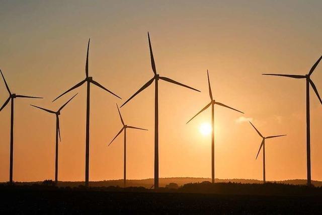 Kaum Wind um die Windkraft
