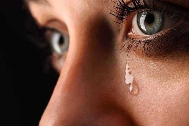 Ein Essay über das Weinen