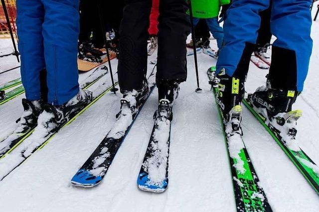 Die Preise für Skifahrer am Feldberg steigen – auch wegen des Klimawandels