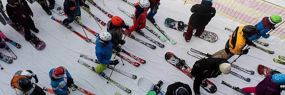 Die Preise für Skifahrer am Feldberg steigen – wegen des Klimawandels