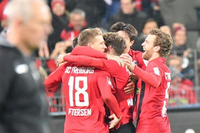 Warum spielt der SC Freiburg bislang so eine gute Saison?