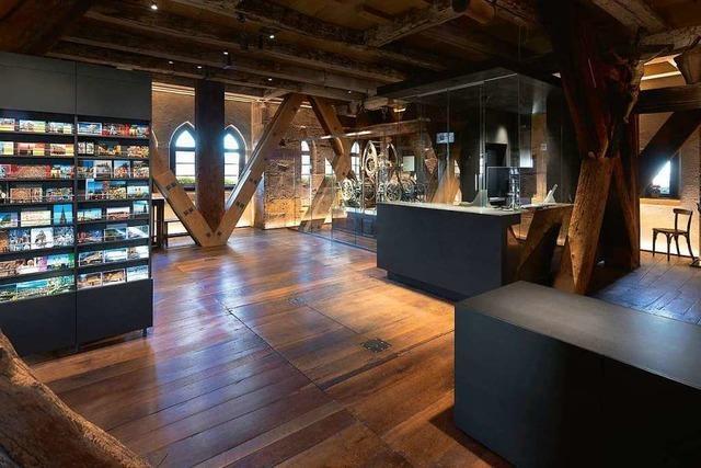 Auszeichnung für das Design von Freiburgs höchsten Arbeitsplatz